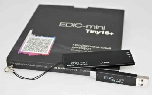 Edic-Mini Tiny 16 A-37 Драйвер