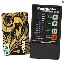 Детектор жучков BugHunter Professional BH-02