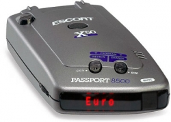 Escort Passport 8500 X50 Red euro