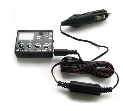 Автомобильный адаптер для mAVR H.264X4