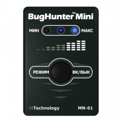 Детектор жучков BugHunter Mini MH-01