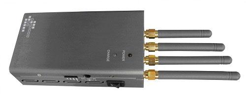 Подавитель сотовых телефонов GSM, 3G, Wi-Fi - BugHunter BP-1050